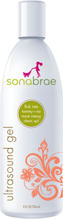 Sonabrae Ultrasound Gel